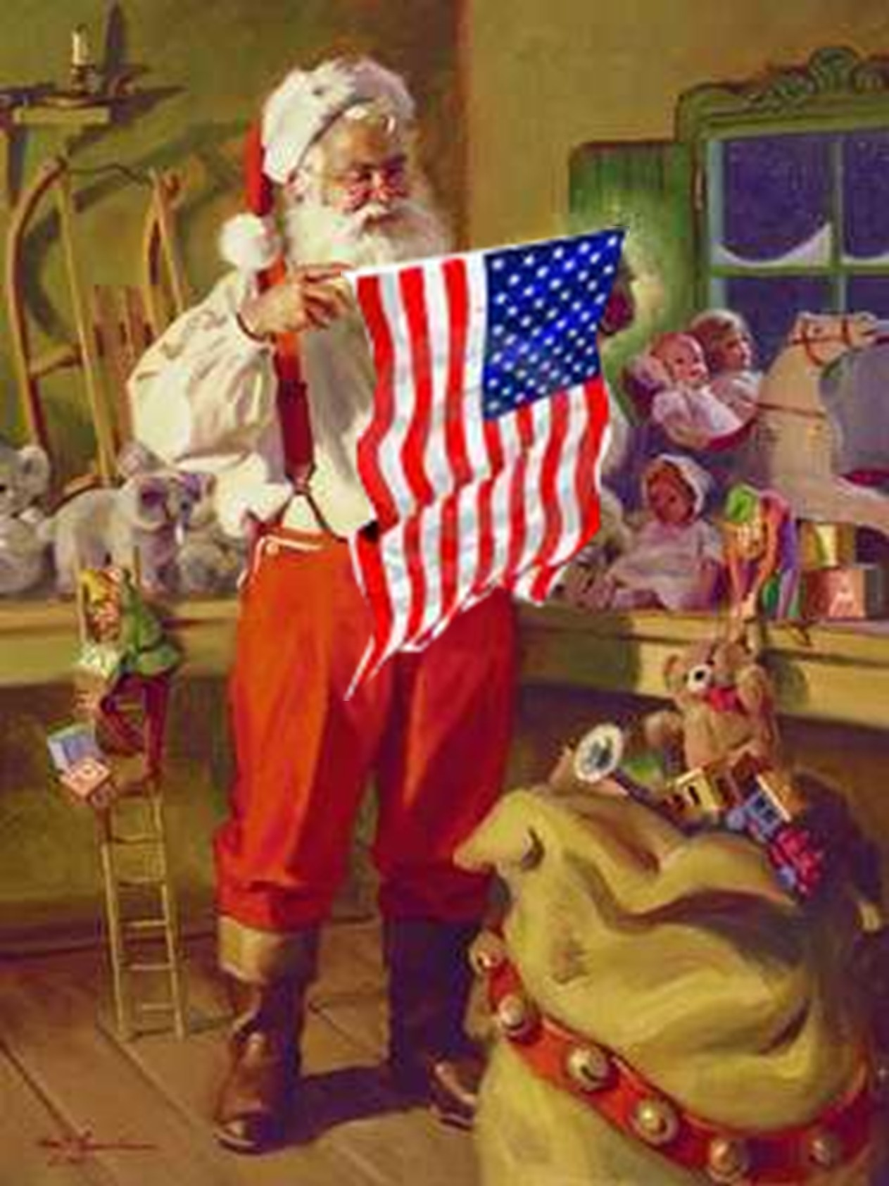 Merry Christmas From Soldier For Liberty | Soldier For Liberty
